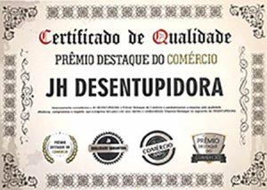 Certificado-de-Qualidade-jh-Desentupidora-300x213 Certificado de Qualidade jh Desentupidora